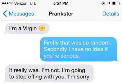 prankster